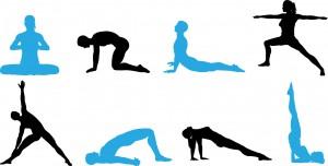 yogafiguren